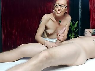 Ultimate Massage Therapy - Smoking Blunt   Happy ending
